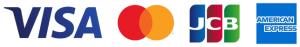 クレジットカードロゴ VISA mastercard job ae